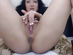 Black Haired Milf Just Wants Some Fun