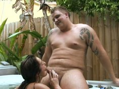 Wet Cate Harrington rides the dick passionately