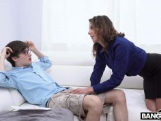 Fucking The Stepson As Punishment
