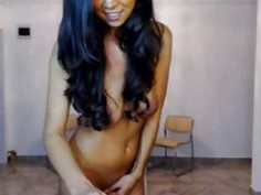 Stunning Euro Webcam Girl With Great Body