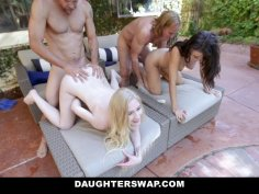 DaughterSwap Grand Daughters Gets Fucked By Thie