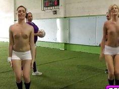 Gorgouse hottie chicks loves getting banged for satisfaction