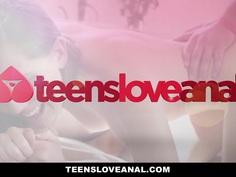TeensLoveAnal - Virgin Best Friends Practice Anal!