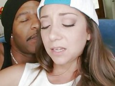 Horny hot Remy LaCroix show her tits
